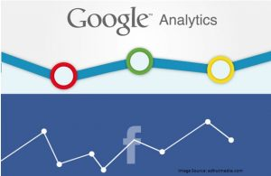 facebook insight and google analytics