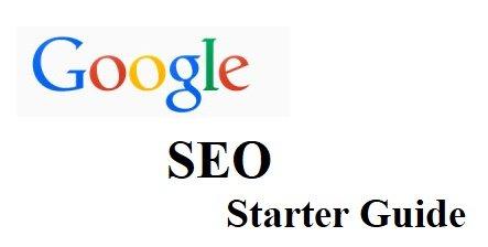 SEO Starter Guide by Google