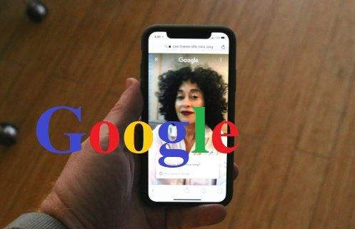 selfie-style on Google