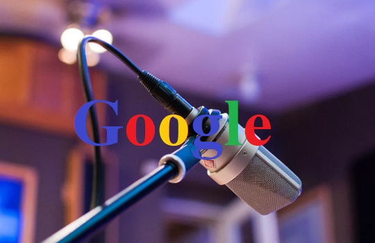 Google's Voice Generated AI