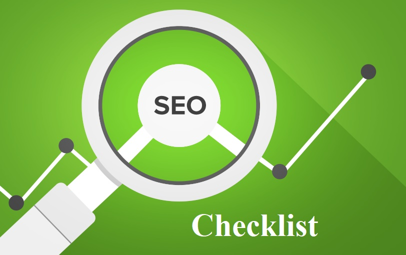 SEO checklist for 2018