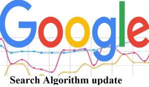 Search Algorithm update