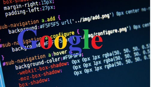 Google Image Search index images from CSS