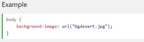 No index css code