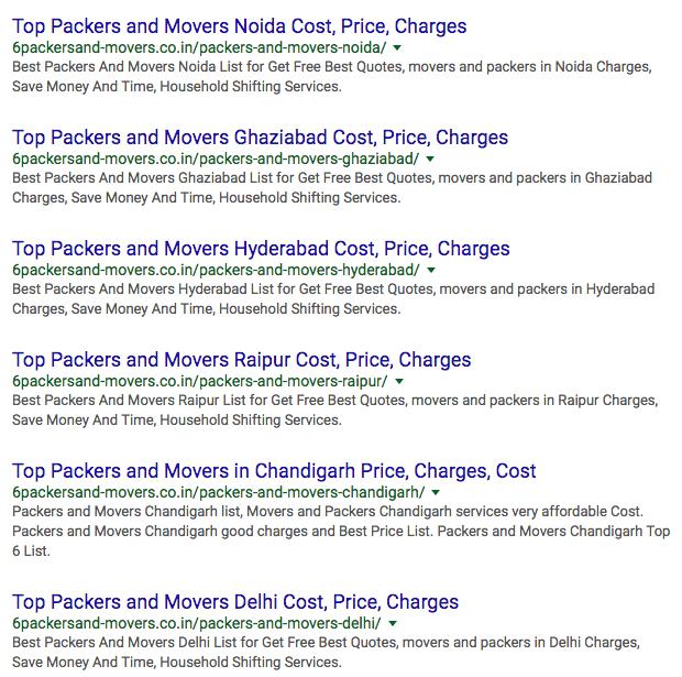 similar content google