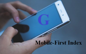 Mobile-First Index