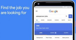 Google rolls out new job search feature in India