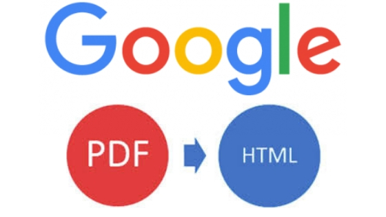 PDFs to HTML