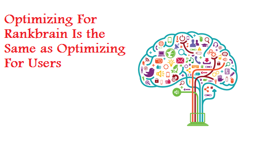 Optimizing For Rankbrain Is the Same as Optimizing For Users